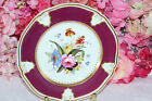 Antique English Porcelain Hand Painted Plate, c. 1830 #3