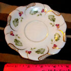 Vintage Porcelain Ucago China Saucer / made in Occupied Japan, very nice