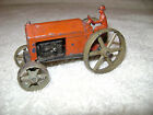 Vintage  1920's Tootsietoy Fordson Tractor