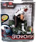 NFL 29 New England Patriots Rob Gronkowski 6in Action Figure McFarlane Toys