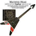 Machine Head ultimate Guitar bundle Bloodstone & Diamonds epiphone robb flyn