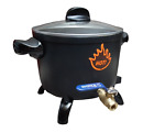 MELTING POT 5 QUART WAX MELTER WAX MELTING WITH SPOUT WARRANTY ELECTRIC