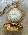 1904 Elgin 14K Solid Gold Ladies' 15 Jewel Pocket Watch