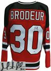 Martin Brodeur Cards, Rookie Cards and Autographed Memorabilia Guide 36