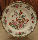Antique Semi Porcelain F. Winkle & Co. England Whieldon Ware Pheasant Plate