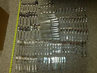 115 total pieces 1847 ROGERS BROS x3 triple