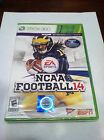 NCAA Football 14 (Xbox 360, 2013) New Unopened Sealed!