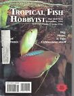 Tropical Fish Hobbyist Magazines  (July Oct Nov 1992)-3 Great Issues