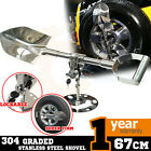 Stainless Steel OFFROAD Shovel + Lockable Spade holder 4WD recovery kit Camping