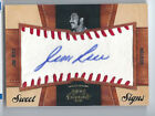 2011 Playoff Contenders Sweet Signs JIM RICE Autograph #24 25! - Red Sox HOF