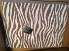 CYNTHIA ROWLEY BATH COLLECTION GRAY ZEBRA HAND TOWEL NWT