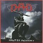 D-A-D - Monster Philosophy (2009)  CD Limited Edition Digibook  NEW  SPEEDYPOST
