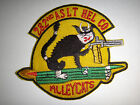 US 282nd Assault Helicopter Company ALLEY CATS Vietnam War Patch