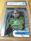 DANICA PATRICK 2011 PRESS PASS STEALTH # 60 GRADED 10 L@@@K