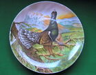 Vintage German - KAISER Wall Porcelain PLate*Auerhahn*Animals*Birds*