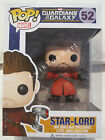 Funko POP! Vinyl Guardians of The Galaxy Unmasked STAR LORD Marvel #52 RARE