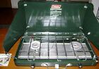 Coleman Two Burner Propane Gas Camping Cooking Stove Model 5400A700