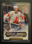 2011 Upper Deck World of Sports Luc Robitaille SP autograph Team Canada # 355