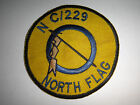 Vietnam War C Company 229th Assault Helicopter Bn NORTH FLAG Circa 1968-72 Patch