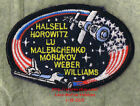 LMH PATCH Badge NASA SPACE SHUTTLE Atlantis 2000 STS 101 Mission ORIGINAL CREW b