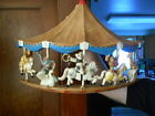 Universal Statuary Corp. Chicago 1979 Animals Carousel Nursery Wall Mount - #652