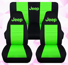 Cc Jeep Cherokee Frontback Car Seat Coversblacktancharcpink.choose Color