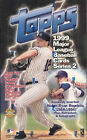 1999 Topps Baseball Series 2 HTA Jumbo Sealed Box