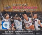 2014-15 Upper Deck NCAA March Madness Basketball Hobby Box