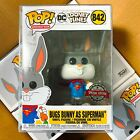 Funko Pop Looney Tunes : Bugs Bunny as Superman #842 Vinyl Special Edition