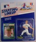 1989  MARK McGWIRE -  Starting Lineup - SLU - Sports Figure - OAKLAND ATHLETICS
