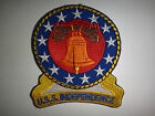 US Navy USS INDEPENDENCE CVA-62  Vietnam War Patch