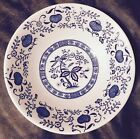 Japan Bowl White With Blue Flowers 6