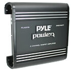 NEW PYLE PLA2378 2000 WATT 2 Channel Car Amplifier Power Amp MOSFET Bridgeable