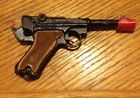 Toy Gun Miniature German Luger Model 1117 Paratrooper VINTAGE 3 1/4 inch