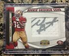 2011 Panini Gridiron Gear NFL Kendall Hunter RC AUTO Autograph JERSEY 279 304