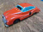 FIGURO BILLER PATENT TIN WIND UP CAR made in US ZONE GERMANY POST WWII