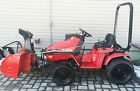 Honda 5013 4x4 Compact Tractor 5013 5518 5000 with Snowblower mower Front hitch