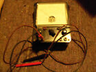 Vintage EICO OHM Meter model 565 with probes