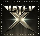 RATED X - RATED X  CD NEW+