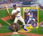 1991  ANDRE DAWSON - Starting Lineup- SLU - Loose with Card & Coin -CHICAGO CUBS