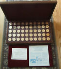 GOVERNORS EDITION STATE OF THE UNION COIN SET COMPLETE 50 MEDAL FRANKLIN MINT