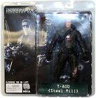 Terminator 2 Judgement Day Series 3 T-800 Steel Mill 7in Action Figure NECA Toys