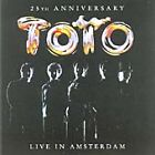 Toto - 25th Anniversary Live in Amsterdam (2003)  CD NEW/SEALED  SPEEDYPOST
