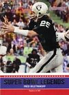 2011 Topps Super Bowl Legends #SBLXI Fred Biletnikoff - NM-MT