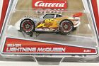 CARRERA GO 61291 DISNEY PIXAR CARS SILVER LIGHTNING McQUEEN NEW 1/43 SLOT CAR