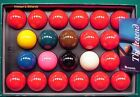 Belgian Aramith Premier Snooker Balls 2 1 4 inch No Numbers FREE US SHIPPING