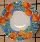 Italy Bowl Platter Handpainted Oranges Antica Fornace
