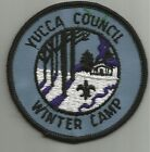 Yucca Council Winter Camp patch.