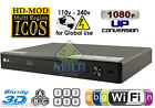 LG BP550 Multi Zone All Region Free DVD 3D Blu-ray disc Player with WiFi Support