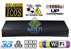 Samsung J5900 Multi Zone All Region Free DVD 3D Blu-ray disc Player WiFi Support